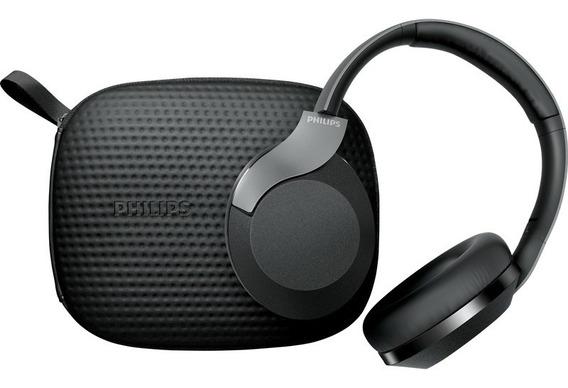 Fone De Ouvido Philips Taph805bk/10 Bluetooth Cancel. Ruído
