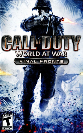 Call Of Duty: World At War Pc Mídia Digital