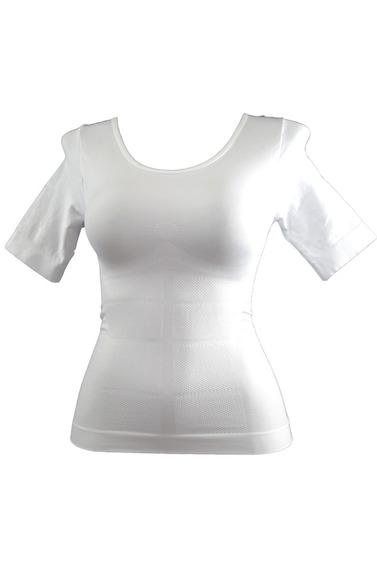2pz Camiseta 1 Nga 1 Bco Moldea Reduce Dama Perfect Lady