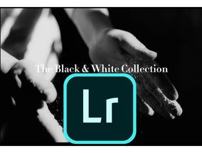Black & White Pro Premium Lightroom Presets - Preto E Branco