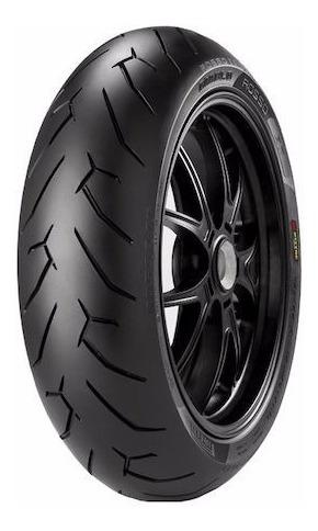 Pneu Pirelli Diablo Rosso 2 Radial 130 70 17 Fazer 250