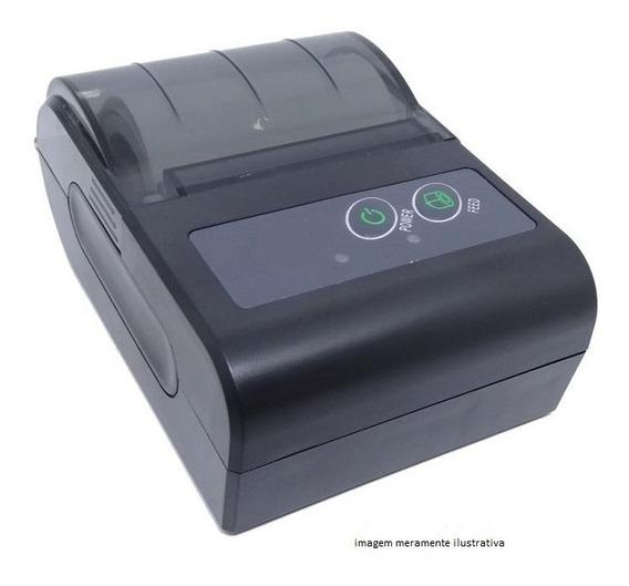 Mini Impressora Termica - Bluetooth 80mm Cupom, Pedido