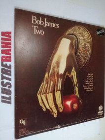 Lp Bob James Two Part. Patti Austin 1977 Jazz Keyboardist
