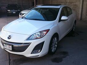 Mazda 3 2.5 S Automático Mod.2011 Impecables Condiciones!!