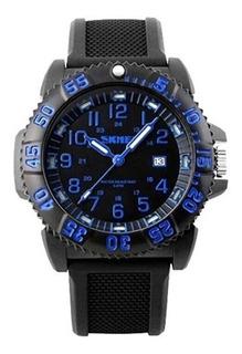 Reloj Skmei Digital Analogico Luz Sumergible 50m 1078cb
