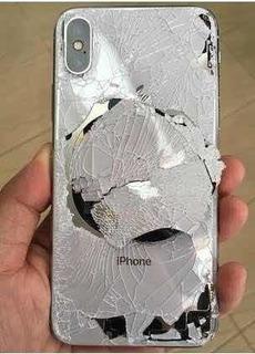 Compro iPhone 8 Plus, iPhone X, iPhone Xr Iphonexs Quebrado