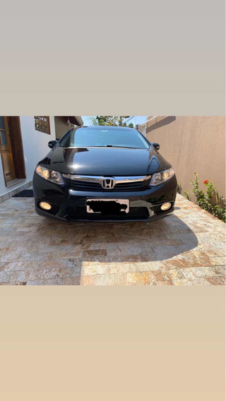 Honda Civic 1.8 Exs Flex Aut. 4p 2012