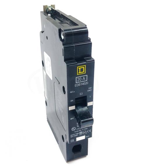 Interruptor Termomagnetico Square D Edb14020