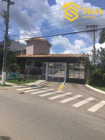 Terreno A Venda Em Condomínio Fechado Em Várzea Paulista Com 300 M² ( 12 X 25) - Te00559