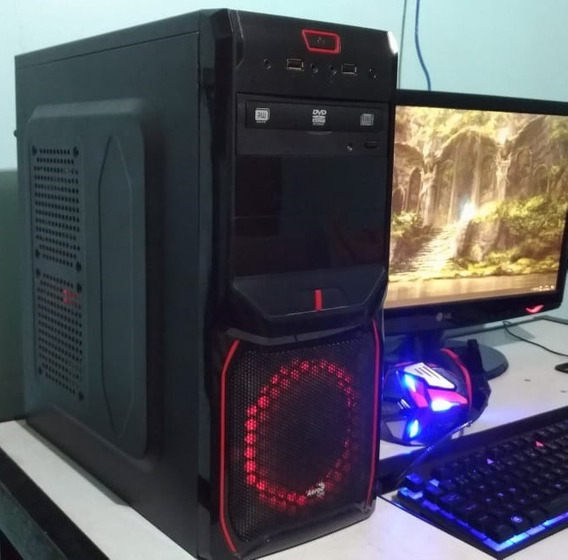 Pc Gamer I5 + Gtx 1050ti + 16gb