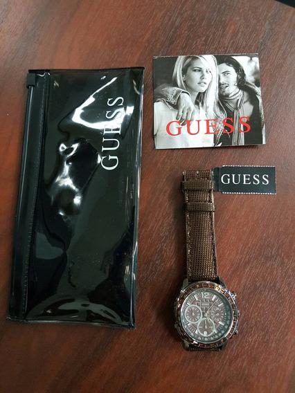 Reloj Guess Cuero Perú Correa Relojes Pulsera En Mercado Libre odBCxreW