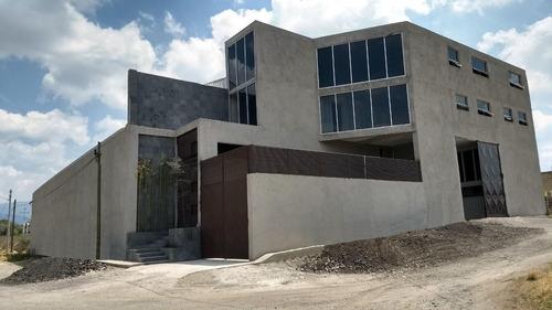 Imagen 1 de 14 de Excelente Bodega Industrial En Venta, Ocoyoacac, Estado De M