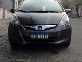 Honda Fit 1.5 Ex-l Mt 120cv