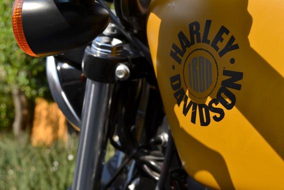 Seminueva Iron 883 Harley Sportster Para Reestrenar