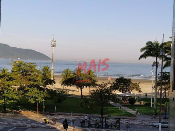 Kitnet Reformado Com Vista Para O Mar! - Kn0153