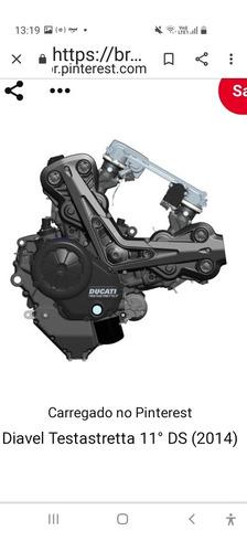 Imagem 1 de 5 de Motor Ducati Diavel, Multistrada, Monster...
