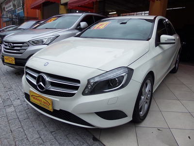 Mercedes-benz Classe A 200 Urban 1.6 Turbo 2014 Automático