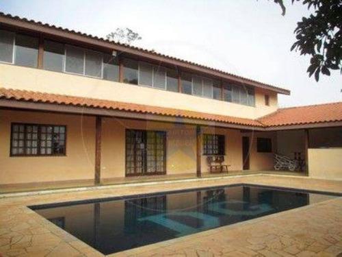 Chácara Residencial Com 4 Dormitórios À Venda, 800 M² Por R$ 680 Mil -piracaia Sp - Ch0317
