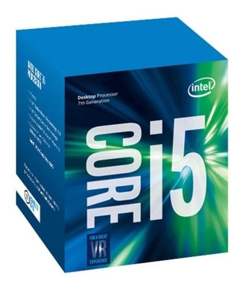 3148 Cpu Intel Core I5-7500 3.4ghz 6mb Lga1151 7ª Geração