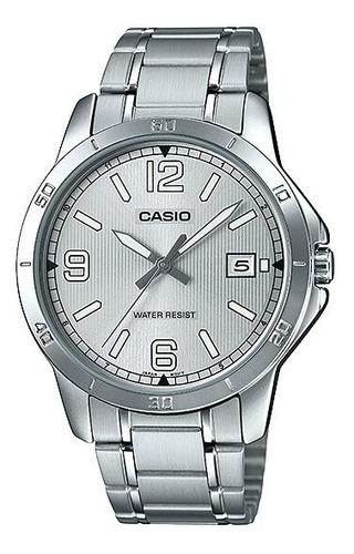 Reloj Casio Mtp-v004d Análogo Indicafecha Original Garantía