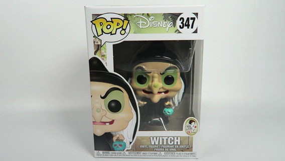 Funko Pop Disney Snow White / Branca De Neve - Witch #347