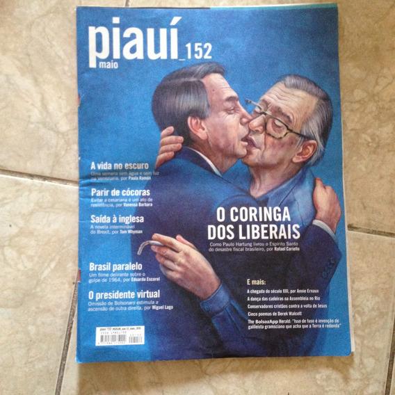 Revista Piauí 152 Maio 2019 O Coringa Dos Liberais C2
