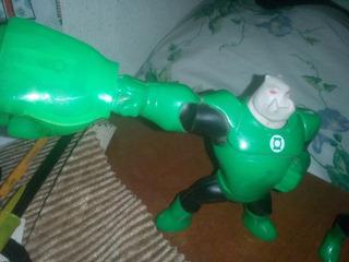 Muñecos De Linterna Verde De Mcdonald