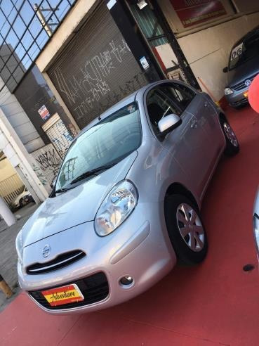 Nissan March S 1.0 Completo 2014