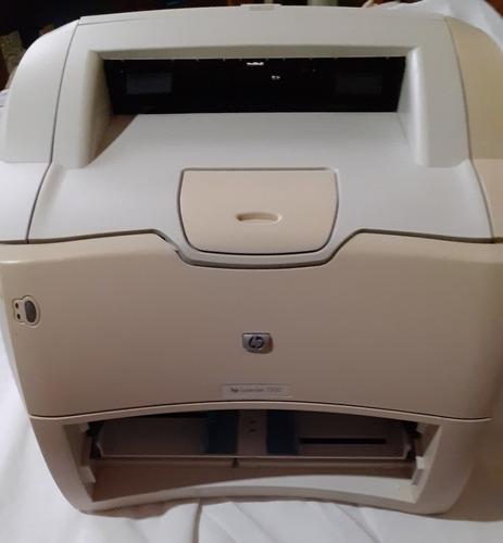 Impresora Hp Laserjet 1300 Con Toner Sin Carga