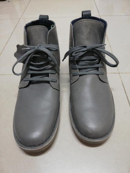 Botas Zapatos Americanino Importados. Cuero. 42 Y Medio.