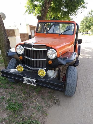 Jeep Estanciera Ika 1960