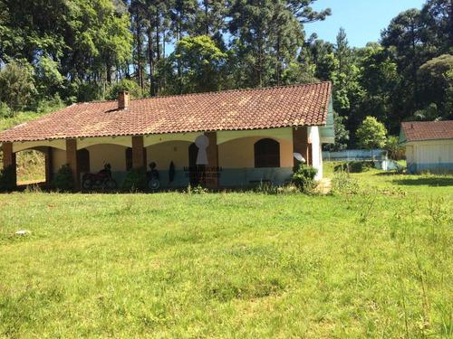 Chácara A Venda No Bairro Centro Em Bocaiúva Do Sul - Pr.  - 402-1