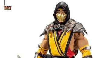 Mortal Kombat - Shao Kahn - Subzero - Mc Farlene - Scorpion