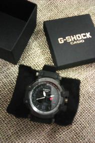 G - Shock Com Caixa De Metal Titanio # Lindisssimos #