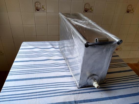 Caixa De Agua Auxiliar Quebra Pressão 25 Litros Para Aqueced