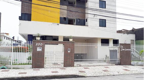 Apartamento Com 1 Quarto No Centro - Fortaleza - Com Garagem