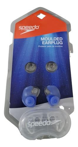 Protetor De Ouvido Moulded Ear 2 Peças Speedo