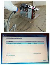 Formateo Instalación Y Configuración De Computadoras