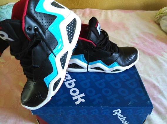 Zapatos Botas Reebok Sermon Basketball Originales Talla 41