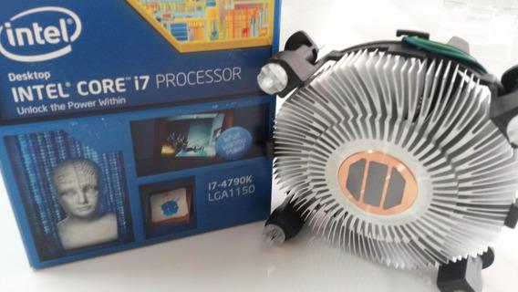 Core I7 4790 Lga Socket 1150 3.6 A 4.0 Testado Com Garantia