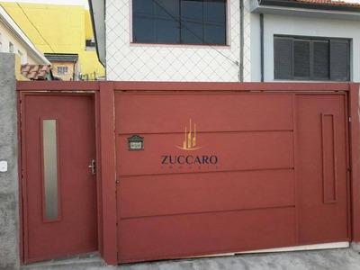 Sobrado Com 3 Dormitórios À Venda, 110 M² Por R$ 420.000 - Vila Nivi - São Paulo/sp - So4168