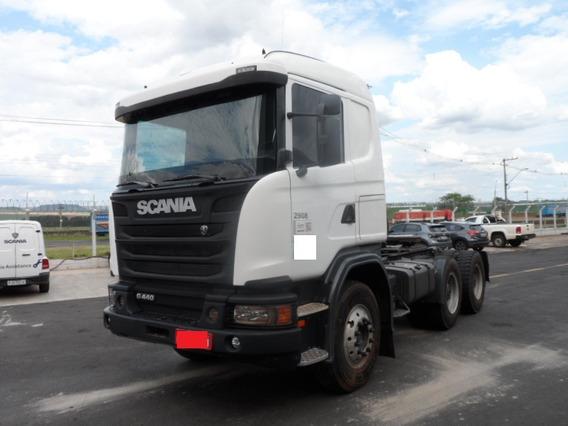 Cavalo Mecanico Scania G440 6x4 (traçado) 2014/2014