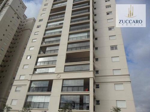 Apartamento Com 3 Dormitórios Para Alugar, 134 M² Por R$ 3.200,00/mês - Vila São Jorge - Guarulhos/sp - Ap3923