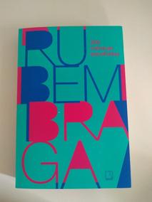 Livro 200 Crônicas Escolhidas De Rubem Braga