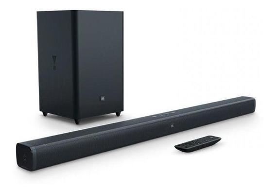 Soundbar Jbl Bar 2.1 100w Bluetooth Hdmi E Usb Bivolt