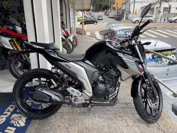 Yamaha Fz 250 Fazer Abs 2018 Estado De Zero!