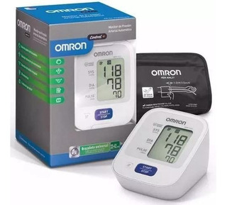 Tensiometro Omron Hem-7121 Brazo Automático Memorias