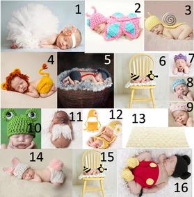 Acessórios Newborn Para Ensaio Fotográfico Recem Nascidos