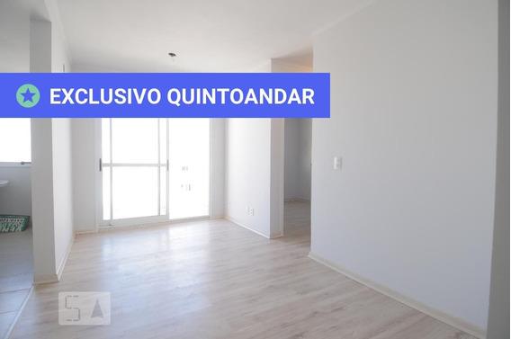 Apartamento No 10º Andar Com 2 Dormitórios E 1 Garagem - Id: 892948462 - 248462