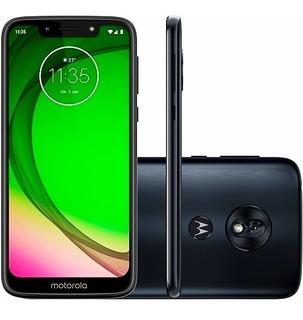 Smartphone Motorola Moto G7 Play 32gb Dual Chip Índigo